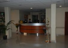 North Central Hospital reception