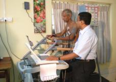 Cardiology exercise testing